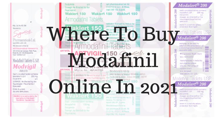 Modafinil Cost 2021